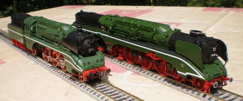 Jimmo und Schorsch - Lok 18 201 und 18 314 Ab_610