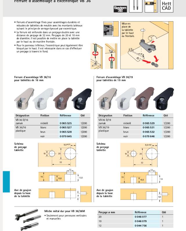 [Pas à pas]Dressing et placards en enfilade - Page 2 Vb3610