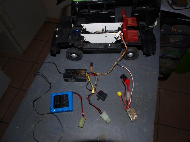 mon Rc trax MiniQlo Vidéo Pc301310
