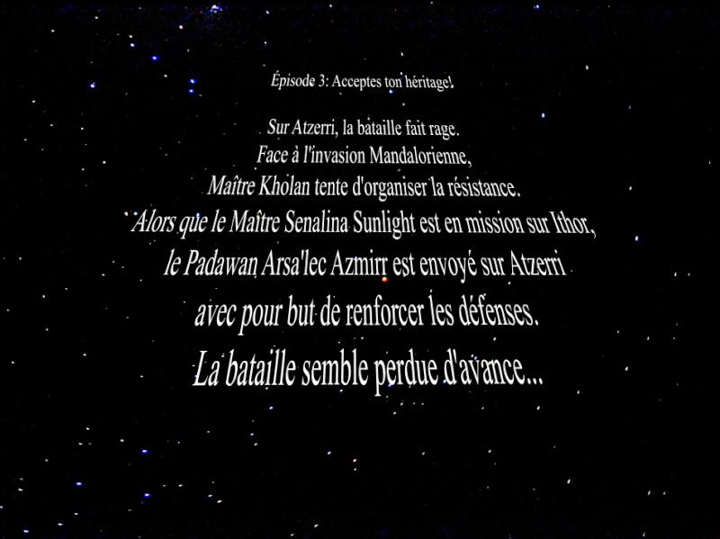 Azmirr Legacy, Episode 4 : Acceptes ton héritage! Intro_10