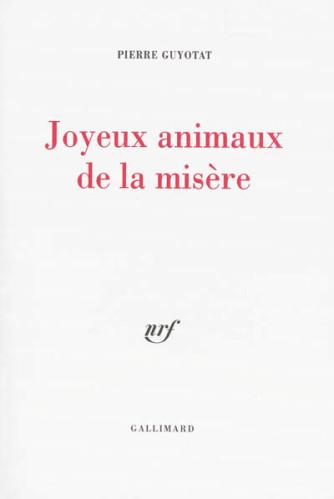 Pierre Guyotat - Pierre Guyotat  Produc10