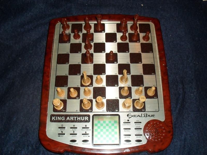 Excalibur King Arthur 915-3 Sdc11410