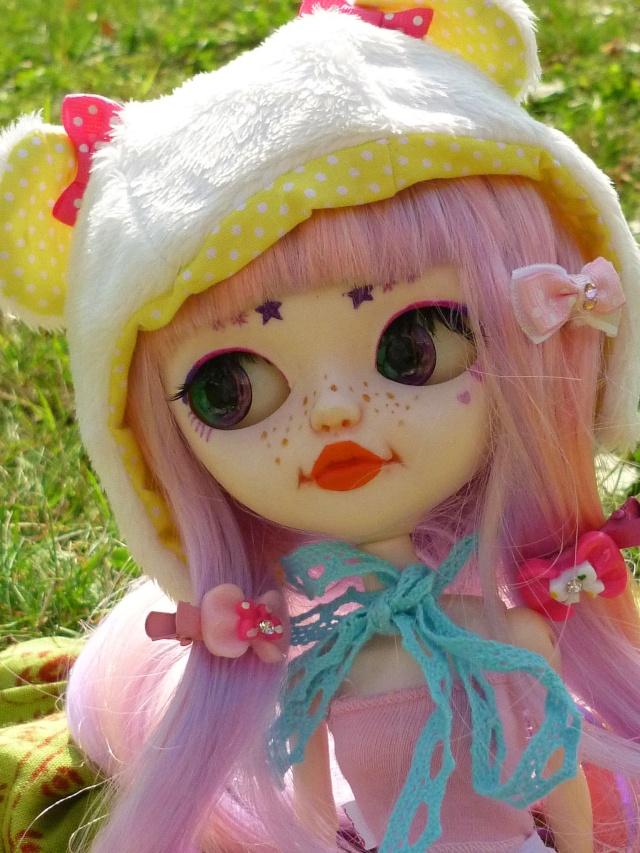 Le Doll Crew de Dollmoiselle: New Tangkou Custom. Candy11