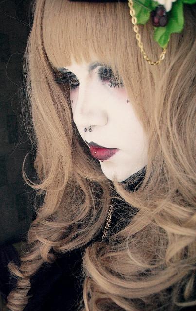 [Make Up] Maquillage - Page 3 Imgp7510