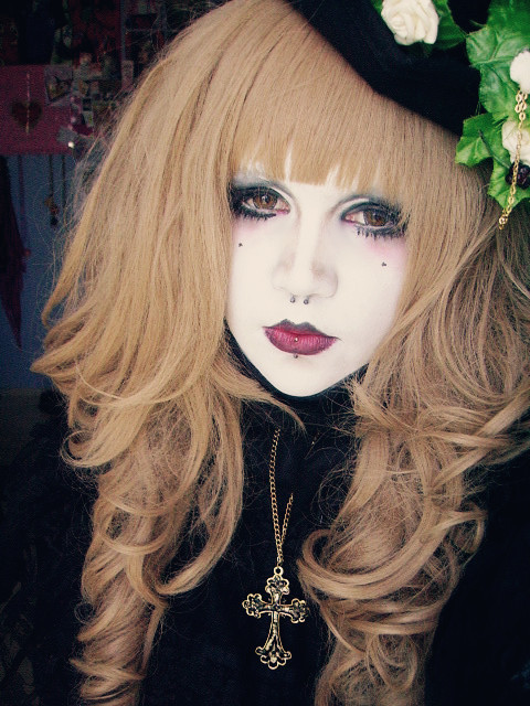 [Make Up] Maquillage - Page 3 Imgp7511