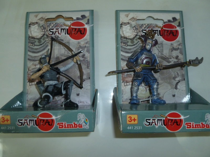 food - MIX GIOCATTOLI - ACTION FIGURES (BERSERK-MIGHTY MAX- FOOD FIGHTERS -GHOSTBUSTER-TURTLES) Samura10