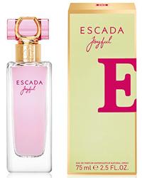 FREE Escada Joyful Fragrance Sample Escada10