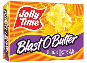 FREE 3 or 4 ct box of Jolly Time Popcorn Coupon Screen10
