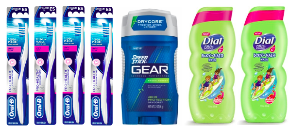 Target: $5 off Personal Care Purchase of $15+ + Deals Screen11