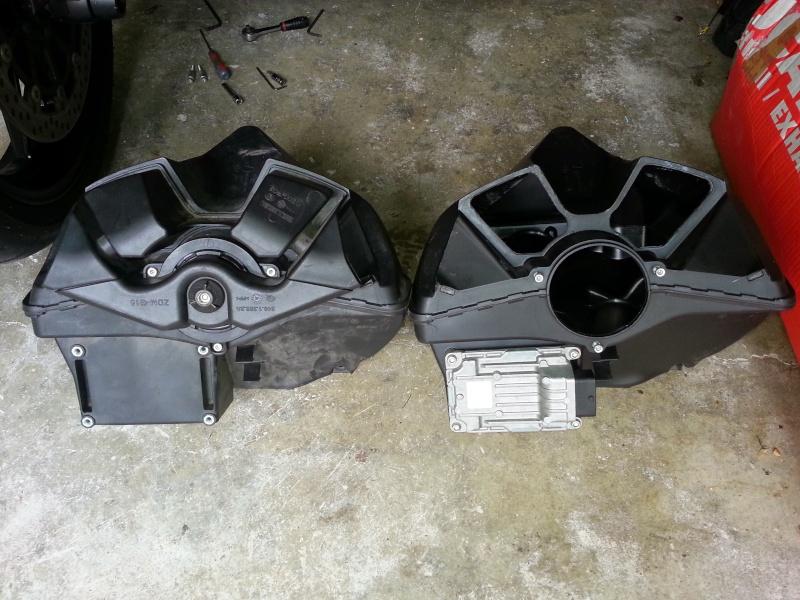 [TUTO] Demonter/Remonter/Changer sa boite à air 20140739