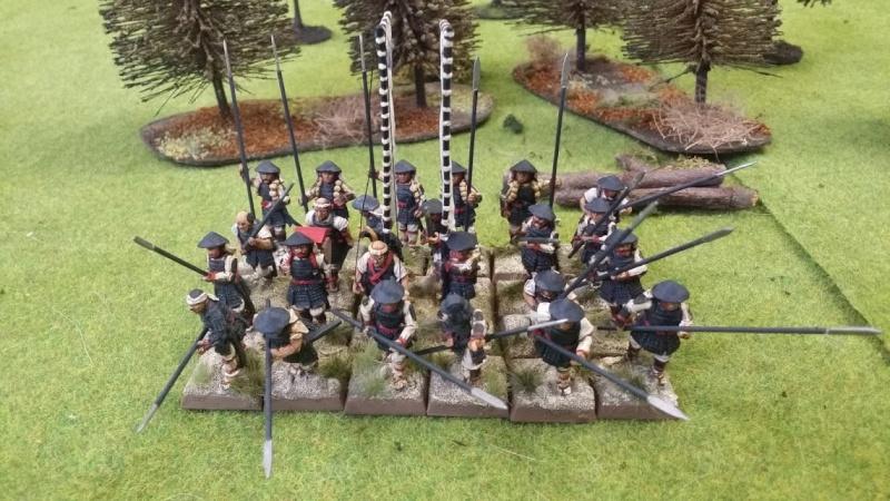 armée du clan MOGAMI - Page 2 Piquie10