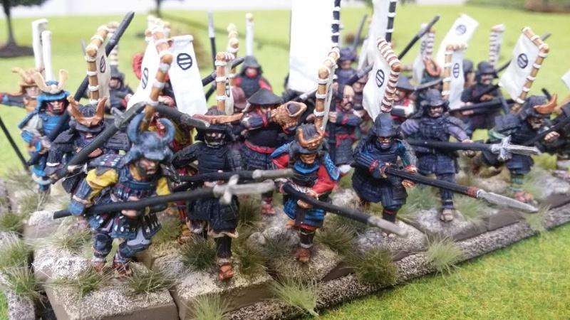 armée du clan MOGAMI Samour12