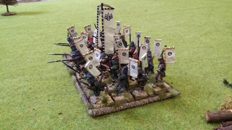 armée du clan MOGAMI Samour13