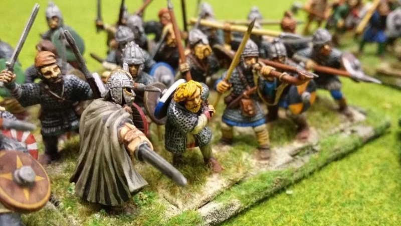 Bataille WAB Age of Arthur saxons contre bretons T1_ged10
