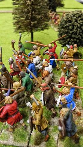 Bataille WAB Age of Arthur saxons contre bretons T1_geo11