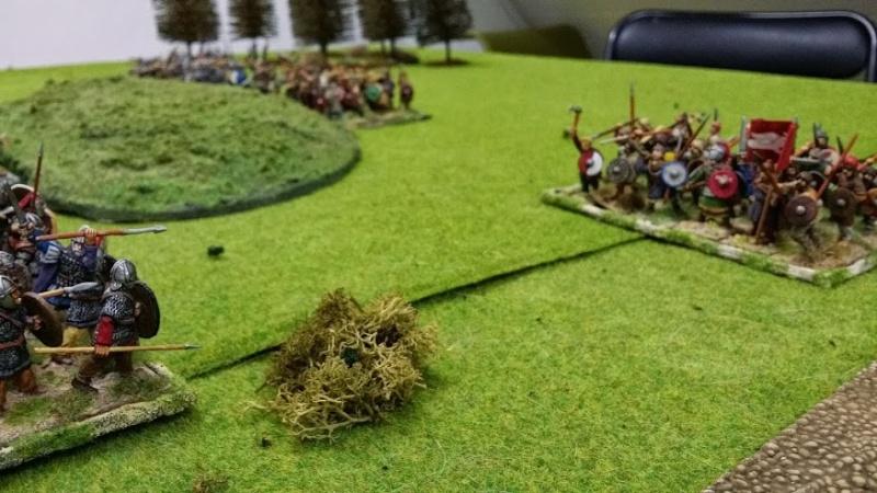 Bataille WAB Age of Arthur saxons contre bretons T2_cen10