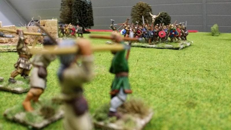 Bataille WAB Age of Arthur saxons contre bretons T2_tir10