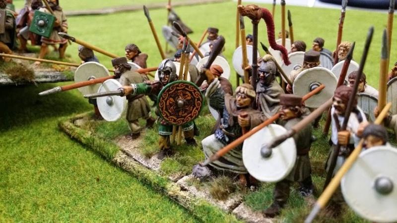 Bataille WAB Age of Arthur saxons contre bretons T3_ped10