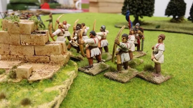 Bataille WAB Age of Arthur saxons contre bretons T3_sag10