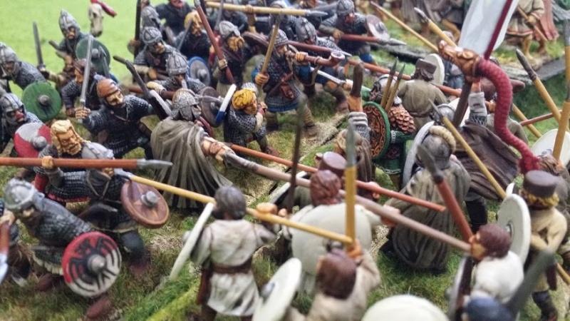 Bataille WAB Age of Arthur saxons contre bretons T4_cho10
