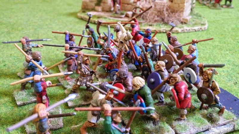Bataille WAB Age of Arthur saxons contre bretons T4_sax10