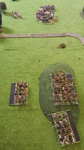 Bataille WAB Age of Arthur saxons contre bretons T6_fin10