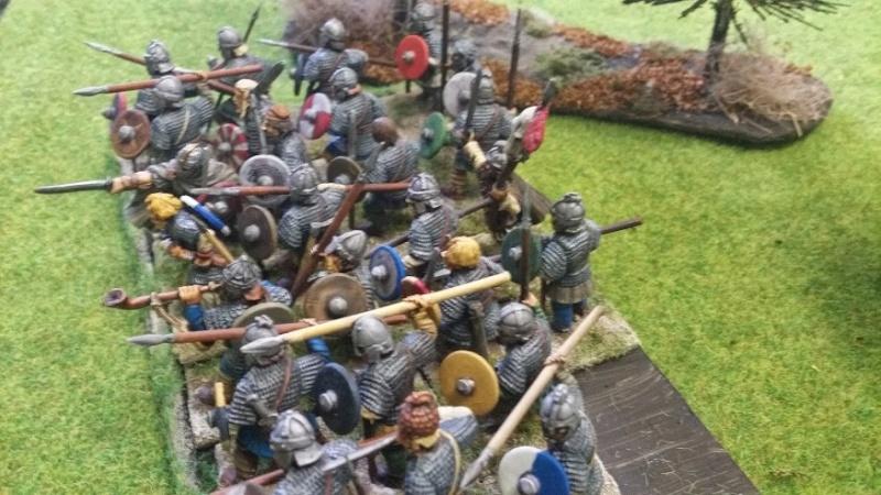 Bataille WAB Age of Arthur saxons contre bretons T6_har10