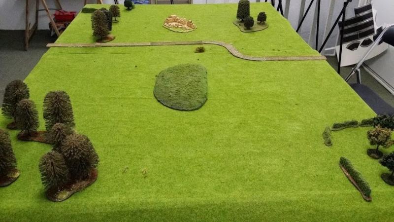 Bataille WAB Age of Arthur saxons contre bretons Terrai10