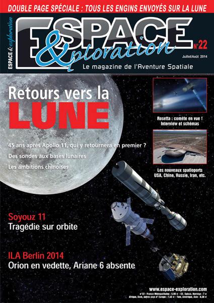 Espace & Exploration n°22 - Sortie 30 juin 01-cou11