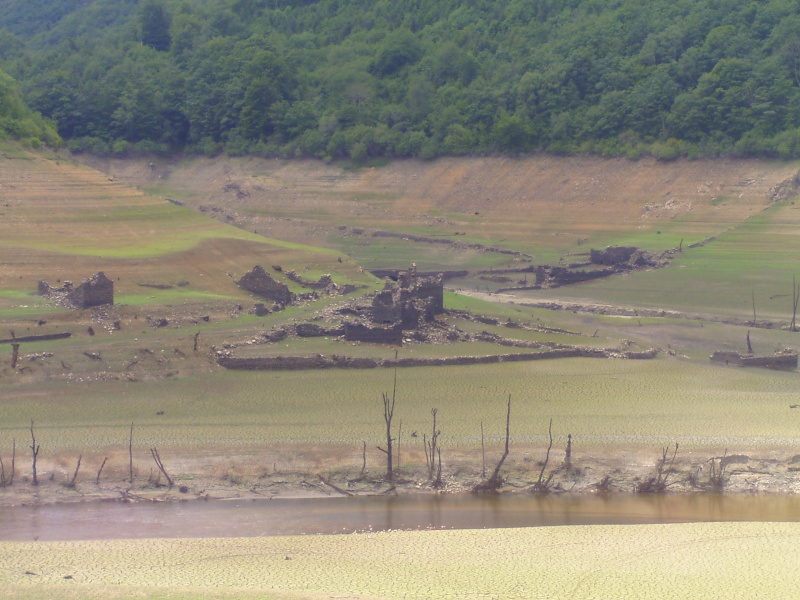 Barrage de SARRANS Bild5814