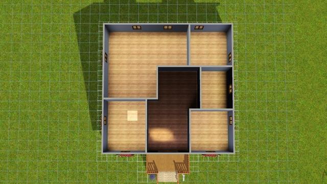 [Débutant] Créer un sous-sol sous des fondations Screen11
