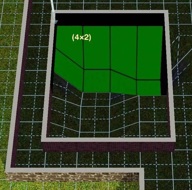 [Débutant] Créer un sous-sol sous des fondations Screen19