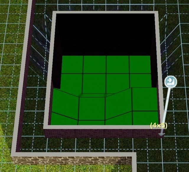 [Débutant] Créer un sous-sol sous des fondations Screen21