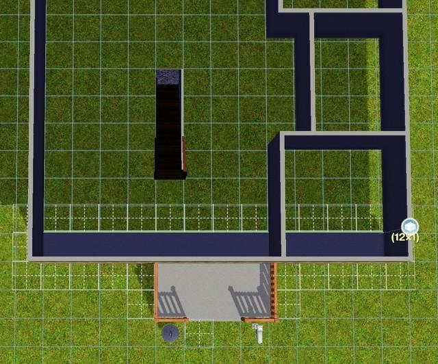 [Débutant] Créer un sous-sol sous des fondations Screen33