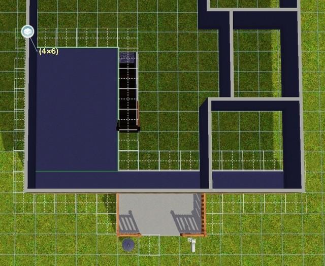 [Débutant] Créer un sous-sol sous des fondations Screen35