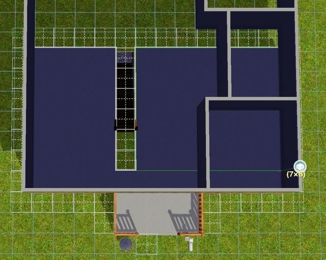 [Débutant] Créer un sous-sol sous des fondations Screen36