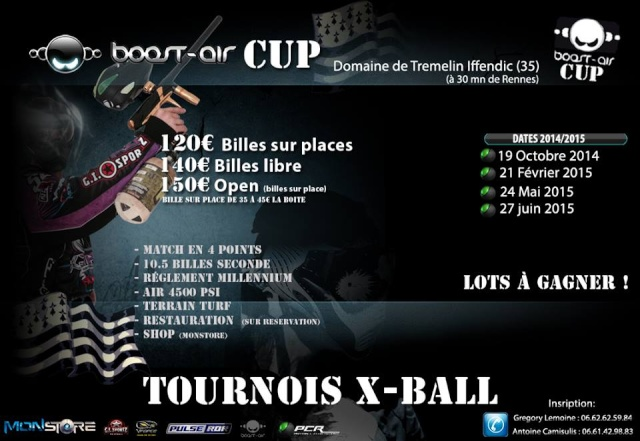 boostair tournoi , format Xball Rpl_xb10