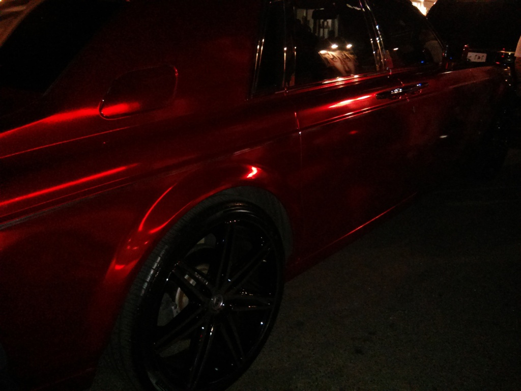 2012 - [Rolls Royce] Phantom VII Restylée - Page 2 Rr-pha11