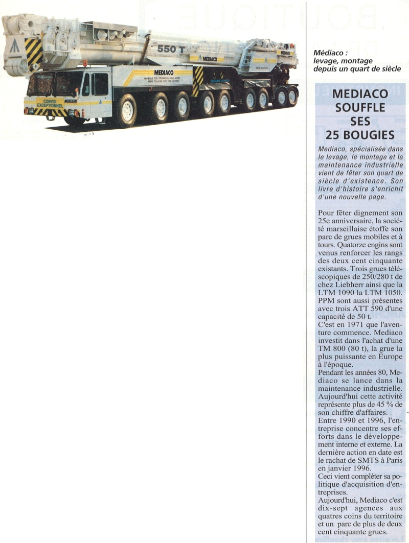 Les matériels anciens de MEDIACO - Page 5 Mediac10