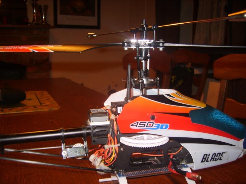 Mon nouveau BLADE 450 FP  S8302012