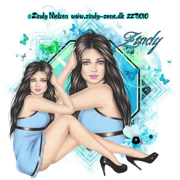 Zindy S.D.Nielsen Contest (WINNERS ANNOUNCED) Zindyn54
