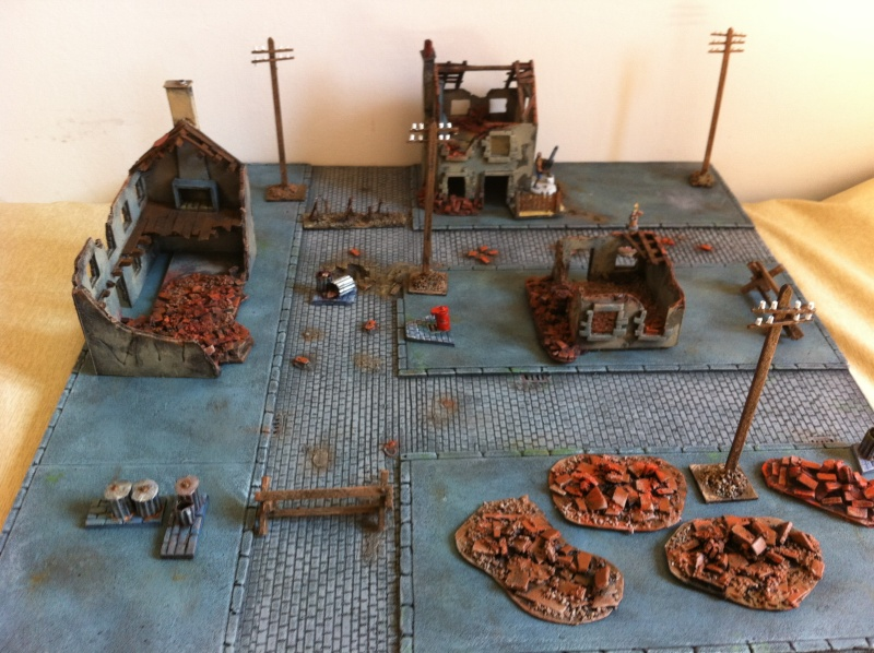 Tutorial décors :Great war, Old West, Pirates, divers... - Page 3 Img_1810