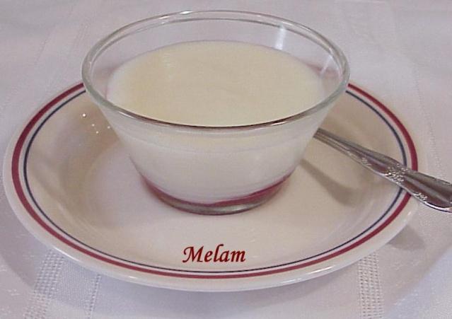 Blanc-manger au micro-ondes (bagatelle) Blanc-10