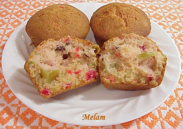 Muffins aux tomates vertes (12) Muffin16