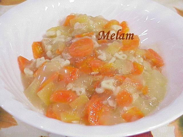 Soupe dinde et légumes (ou poulet) Soupe_14