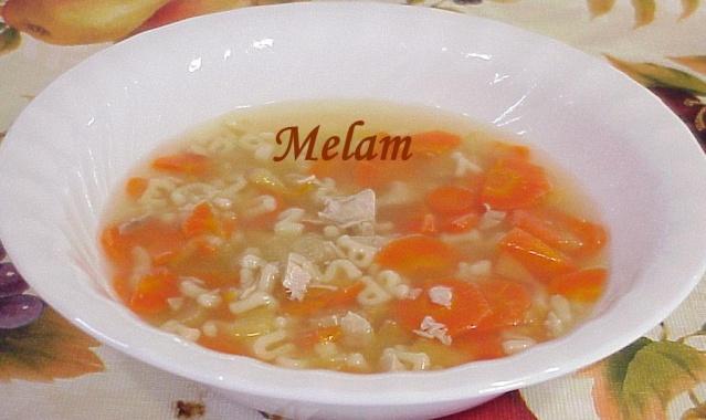Soupe dinde et légumes (ou poulet) Soupe_15