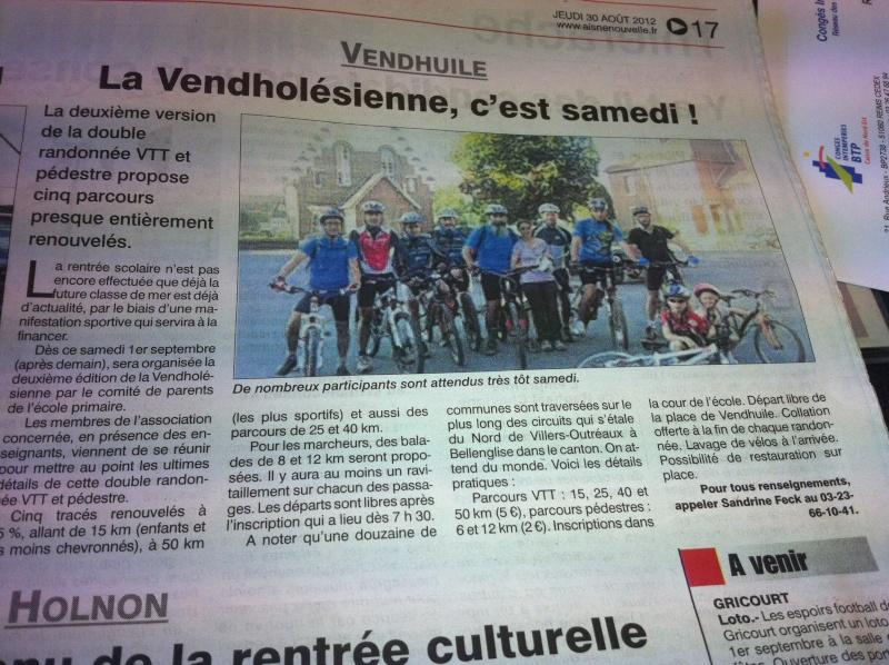 [Vendhuile (02)] La Vendholésienne  Samedi 01/09/2012  - Page 2 Vendhu10