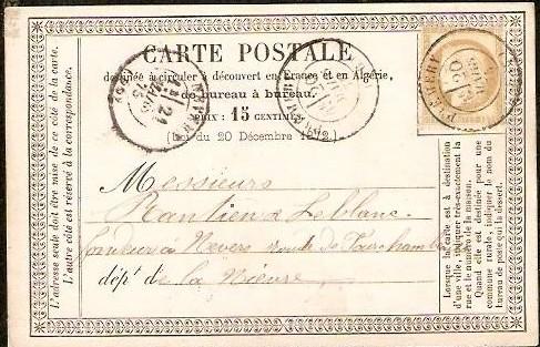 Fin de l'étoile parisienne, mars 1876 Premer10