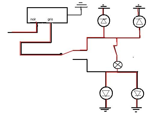 centrale clignotant  u00e9lectronique et puissance