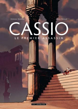 Cassio - Série [Desberg-Reculé] Cassio10